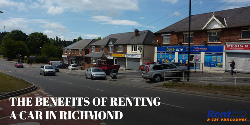 Renting a Car in Richmond