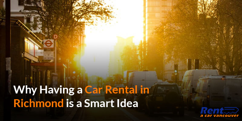Car Rental in Richmond
