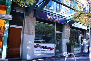Rent-a-Car-in-Downtown-Vancouver-Hampton-Inn-Beatty-Street